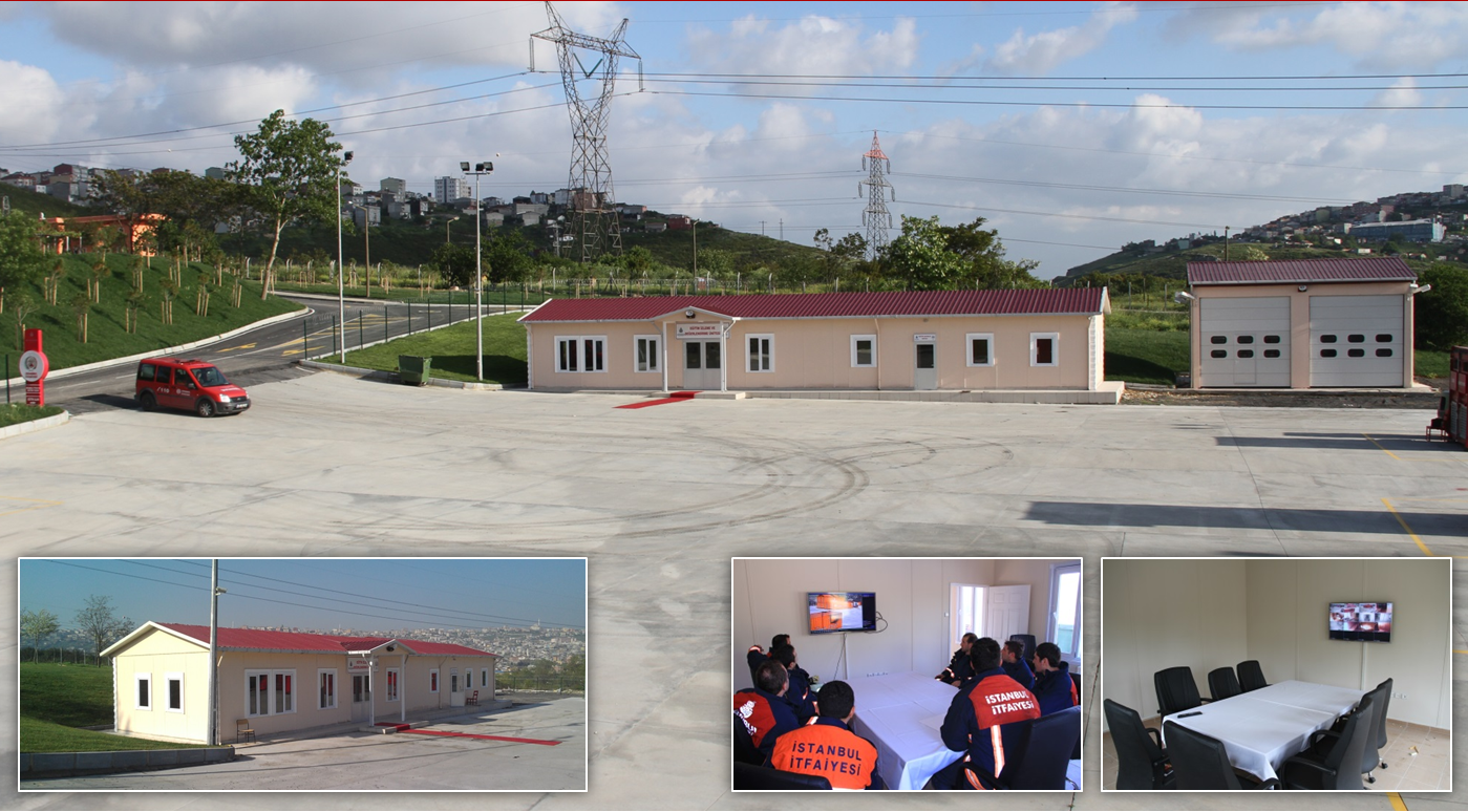Training Facilities - Istanbul Fire Department