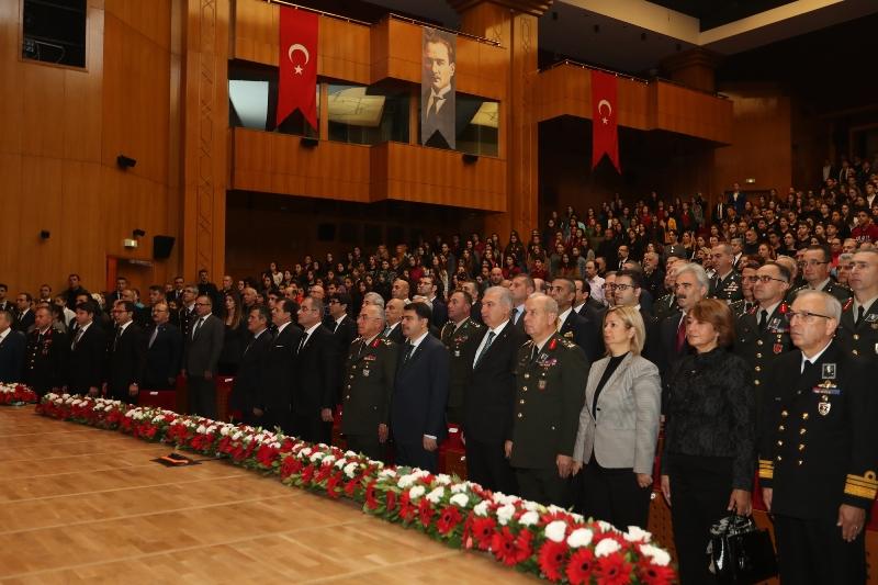 Ulu Önder Atatürk 79. ölüm yıl dönümünde anıldı - Haberler - İstanbul İtfaiyesi