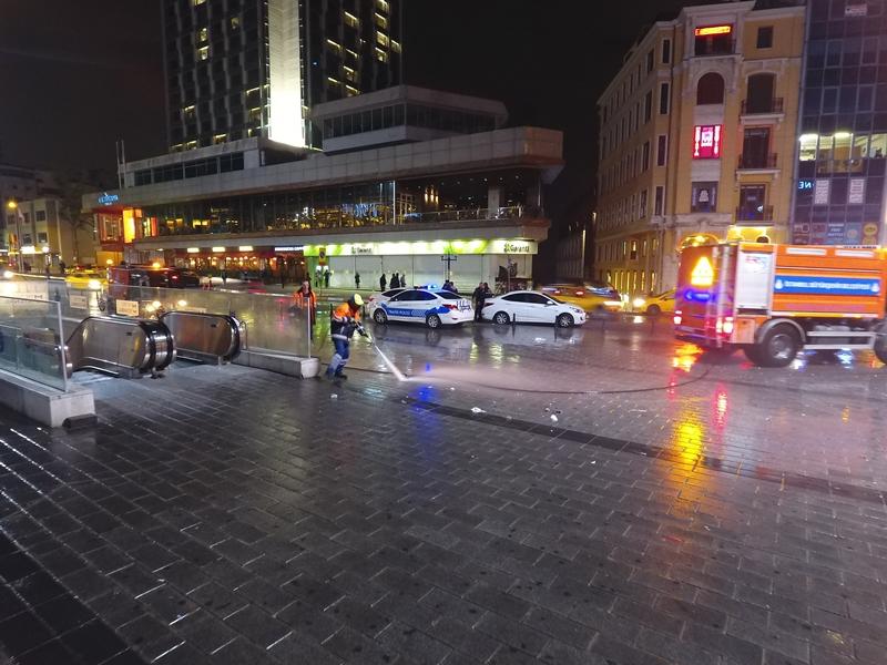 İstanbul Büyükşehir Belediyesinden Yerinde Çözüm - Haberler - İstanbul İtfaiyesi