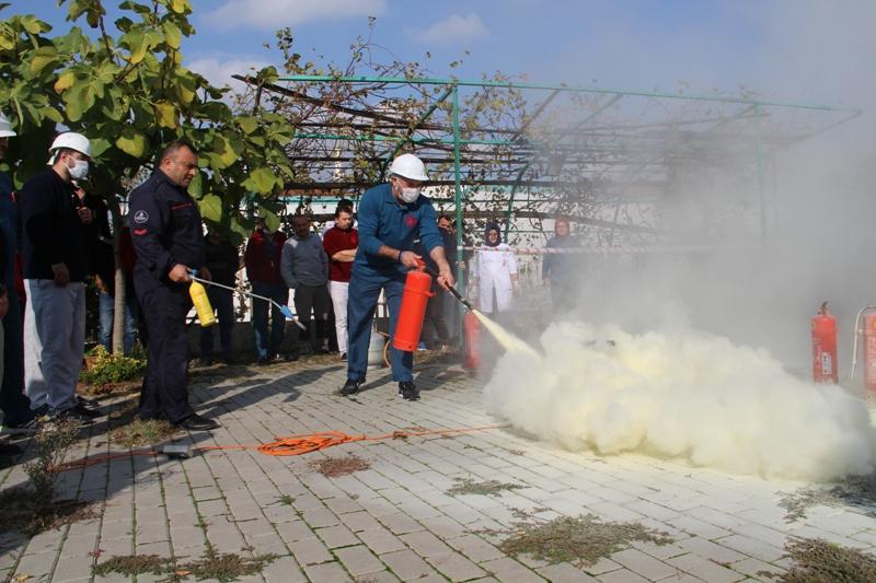 İstanbul Darülaceze Müdürlüğünde yangın tatbikatı gerçekleştirdik - Haberler - İstanbul İtfaiyesi