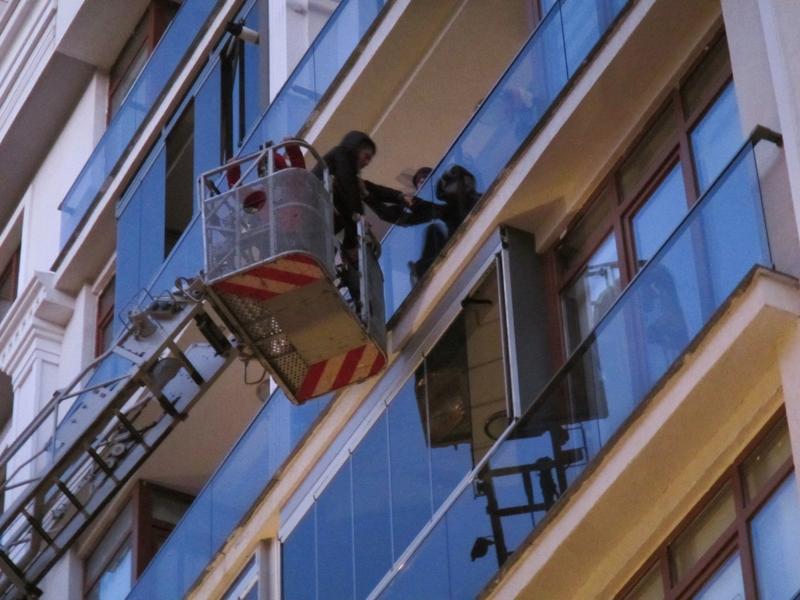 Esenyurtta elektrik yangını - Haberler - İstanbul İtfaiyesi