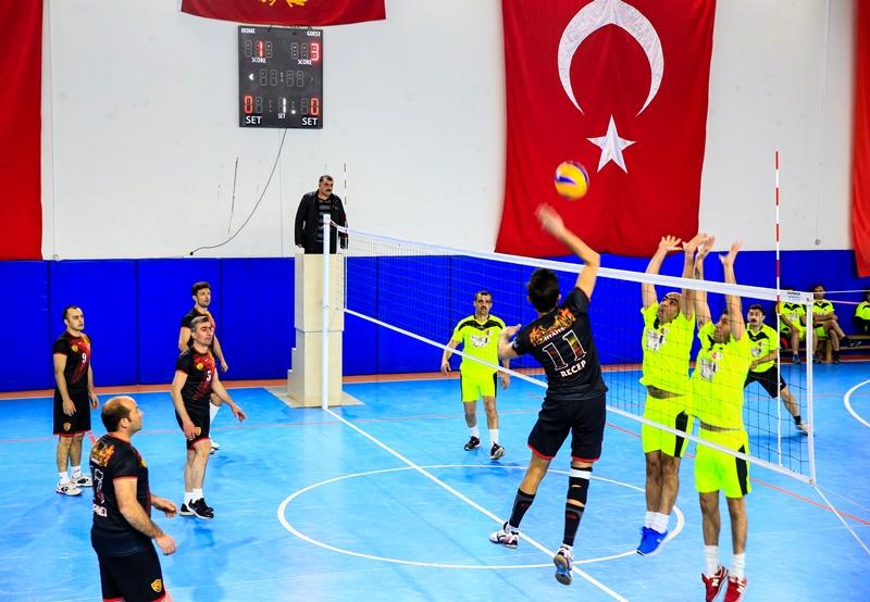 Anadolu Yakası İtfaiye Müdürlüğü Voleybol Turnuvası Başladı - Haberler - İstanbul İtfaiyesi