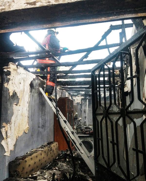 Sultanbeylide gecekondu yangını - Haberler - İstanbul İtfaiyesi