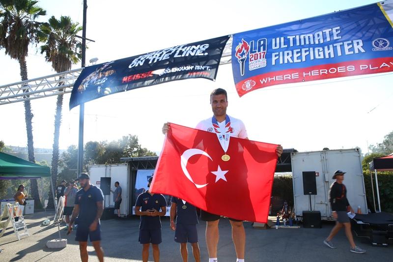 İstanbul İtfaiyesi Dünya şampiyonu oldu - Haberler - İstanbul İtfaiyesi