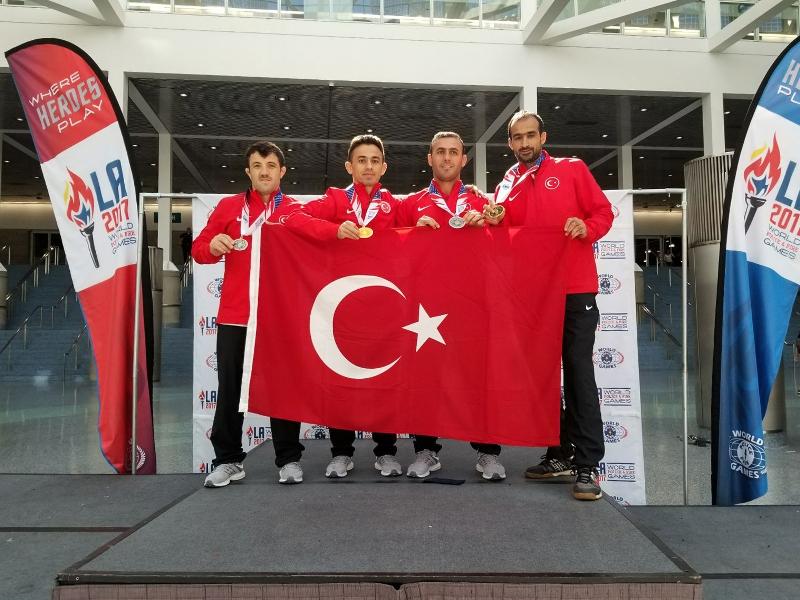 İstanbul İtfaiyesi madalyaya doymuyor - Haberler - İstanbul İtfaiyesi