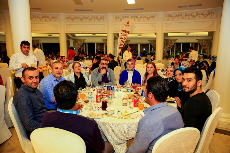 İtfaiye Ailesi İBB Florya Sosyal Tesislerinde bir araya geldi - Haberler - İstanbul İtfaiyesi