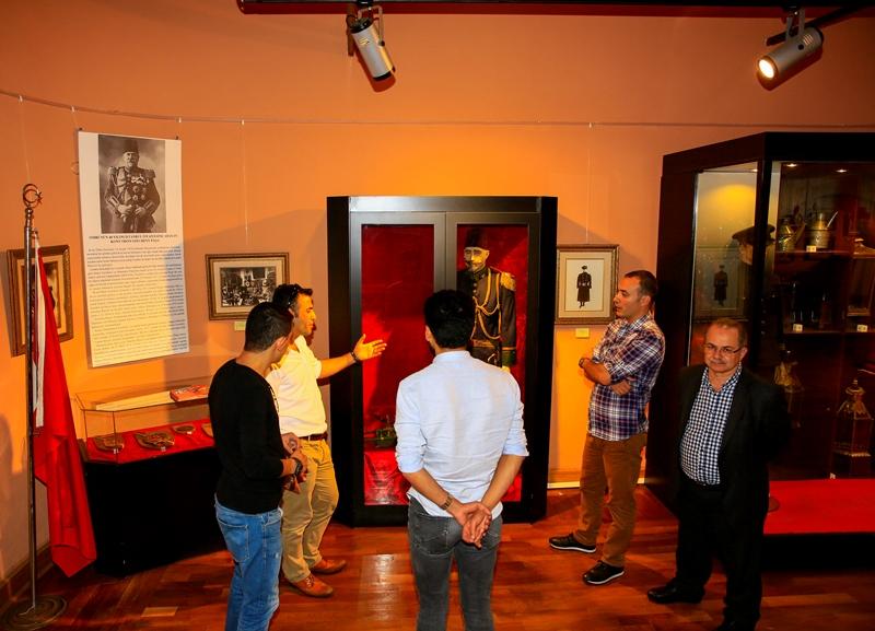 İtfaiye Müzesinde geçmişe yolculuk yapmaya ne dersiniz? - Haberler - İstanbul İtfaiyesi