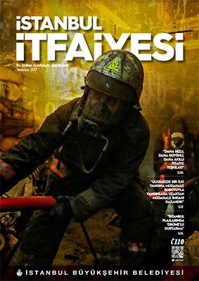 Fire Department Magazine - Istanbul Fire Department