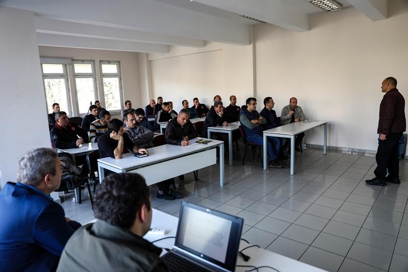 Eğitimlerimiz Yangın Çıkış Sebebinin Tespiti ve Raporlanması Eğitimi ile devam ediyor - Haberler - İstanbul İtfaiyesi