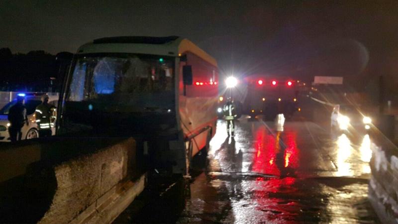 Sancaktepede trafik kazası - Haberler - İstanbul İtfaiyesi