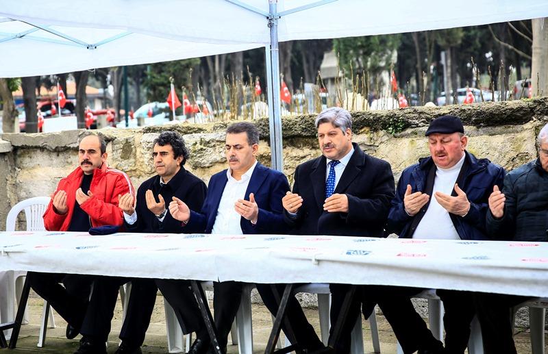 Tuzla Şehitlerimiz 21.yıl dönümünde anıldı - Haberler - İstanbul İtfaiyesi
