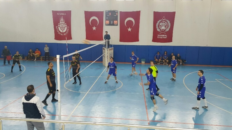 Anadolu Yakası İtfaiye Müdürlüğü voleybol turnuvası tüm hızıyla devam ediyor - Haberler - İstanbul İtfaiyesi
