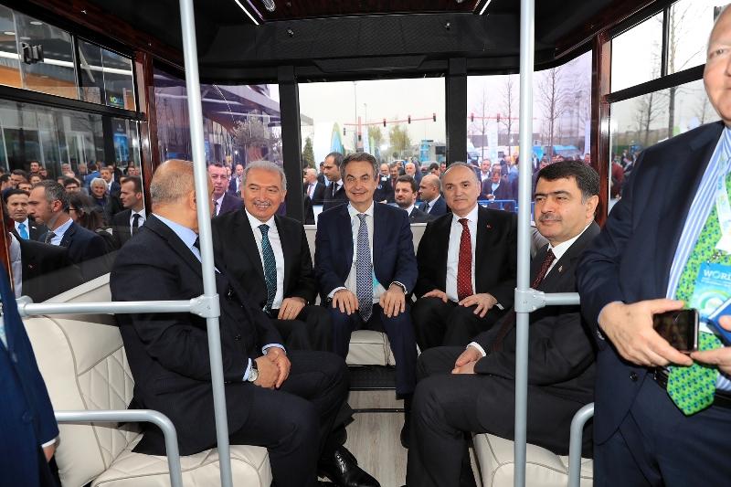 Dünya Akıllı Şehirler Kongresi 2018de yerimizi aldık - Haberler - İstanbul İtfaiyesi