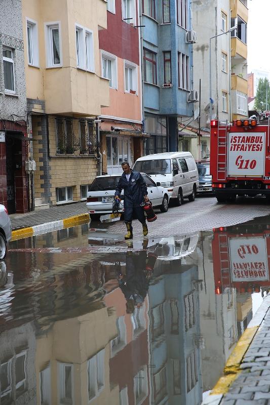 İstanbul İtfaiyesi Şehit Verdi - Haberler - İstanbul İtfaiyesi