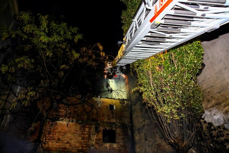 Güngörendede iş yeri yangını - Haberler - İstanbul İtfaiyesi