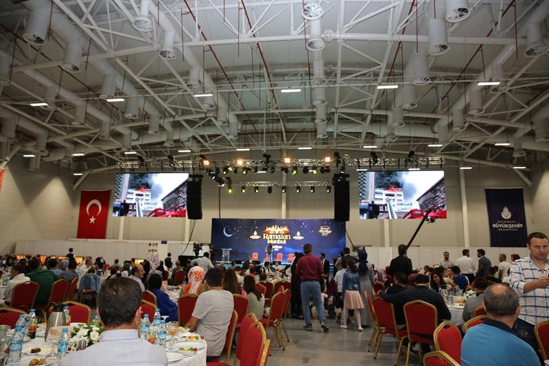 İstanbul İtfaiyesi Yenikapıda buluştu - Haberler - İstanbul İtfaiyesi