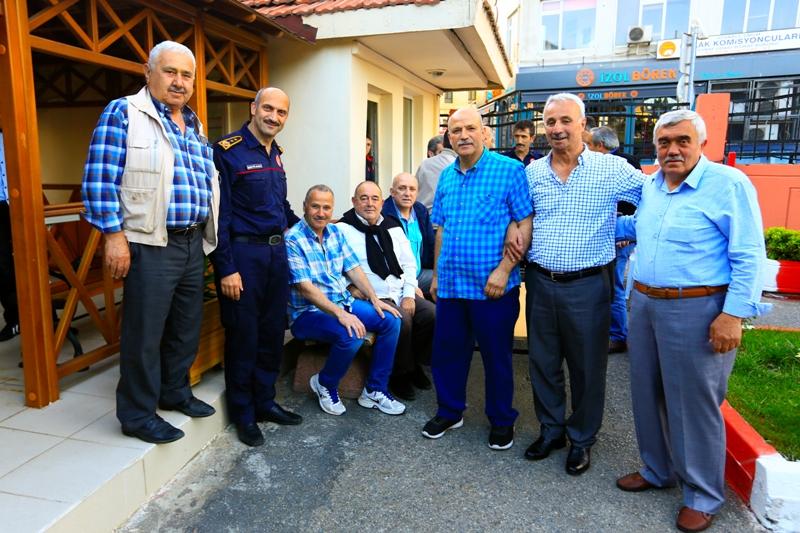 Kadıköy İtfaiye Grubumuzun geleneksel iftarında buluştuk - Haberler - İstanbul İtfaiyesi