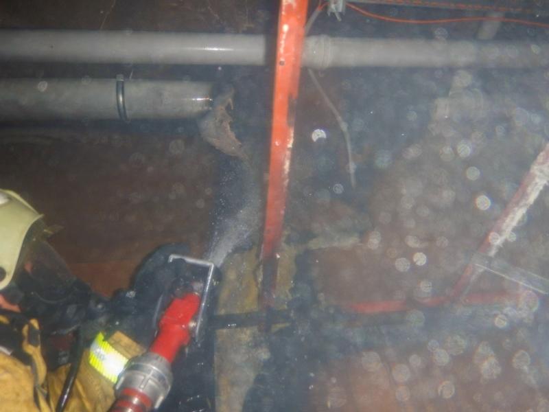 Sultanbeylide iş yeri yangını - Haberler - İstanbul İtfaiyesi