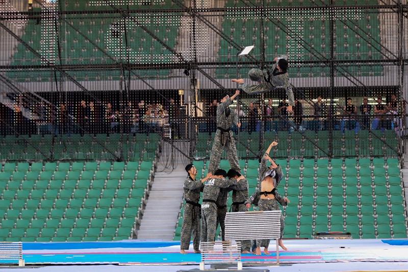 Dünya İtfaiye Oyunlarında İstanbul İtfaiyesi Rüzgarı - Haberler - İstanbul İtfaiyesi