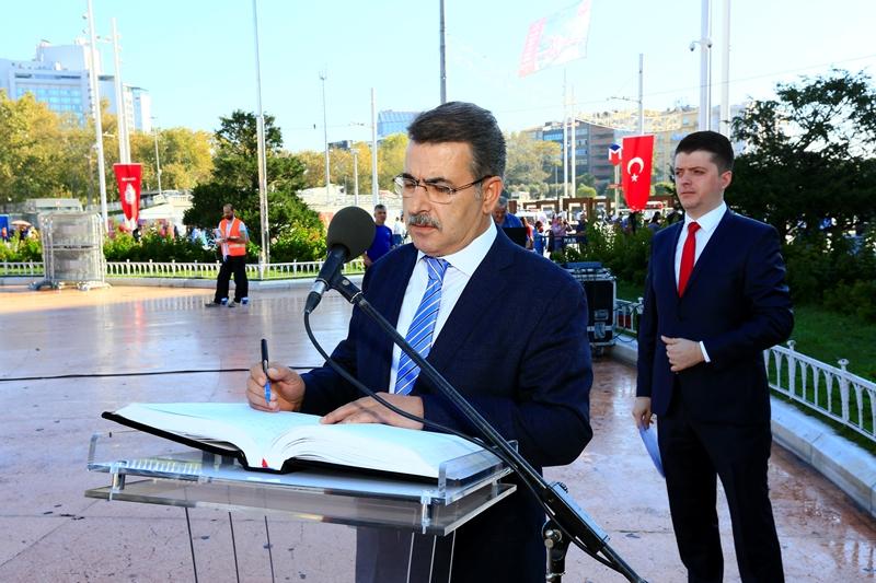 İtfaiye Haftası İstanbulda bir dizi etkinliklerle kutlanıyor - Haberler - İstanbul İtfaiyesi