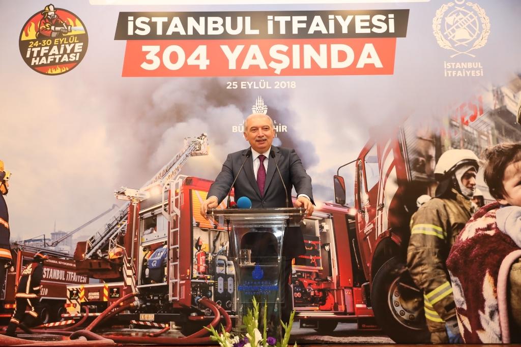 Başkan Uysal: İtfaiye Araç ve Gereçleri Daha Fazla Yerli ve Milli Olacak - Haberler - İstanbul İtfaiyesi
