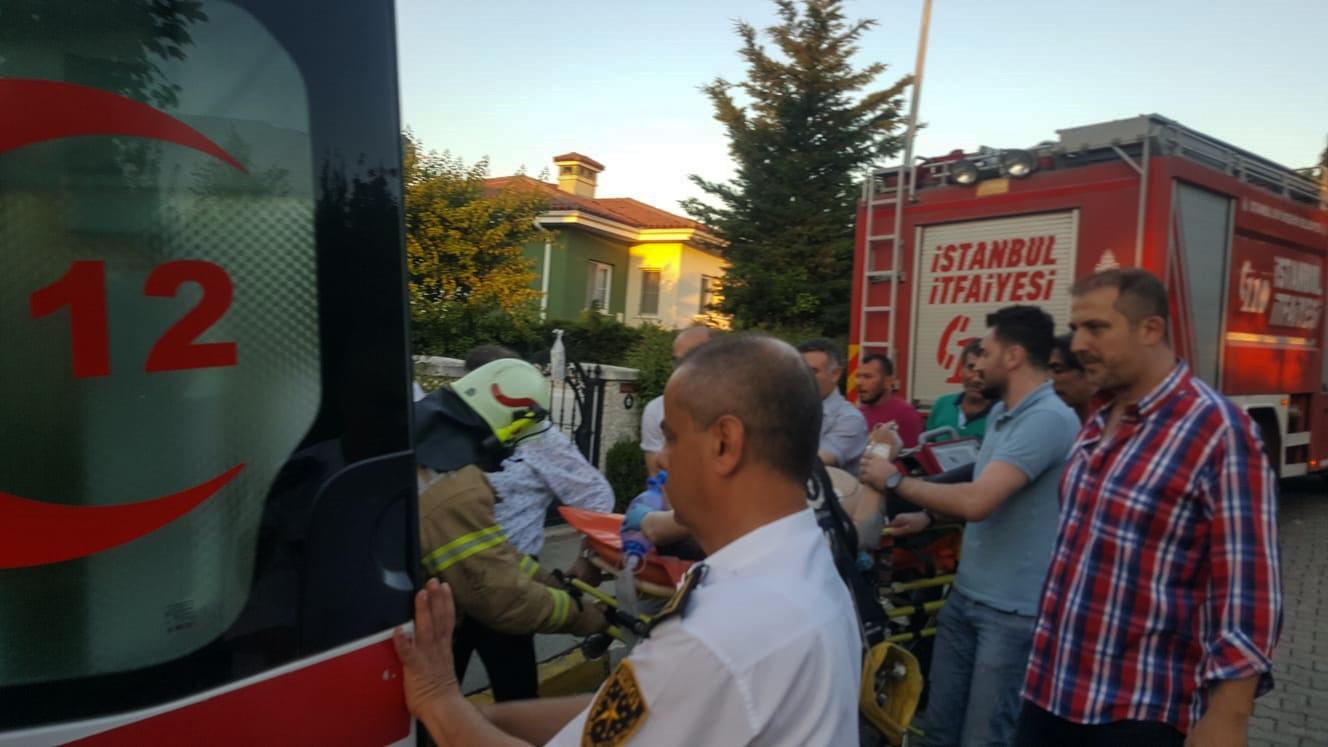 Kuyuda mahsur kalan vatandaşlarımızın imdadına koştuk - Haberler - İstanbul İtfaiyesi