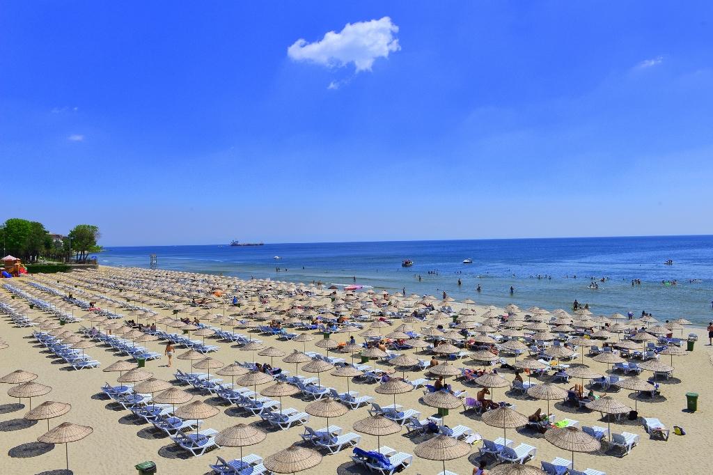 İBB Plajlarında Sezon Açılıyor - Haberler - İstanbul İtfaiyesi