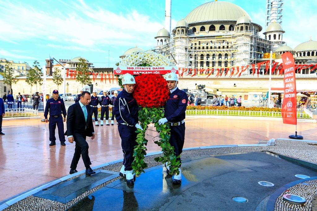 305 Yıllık Köklü Geçmişiyle İstanbulluların Hizmetinde - Haberler - İstanbul İtfaiyesi