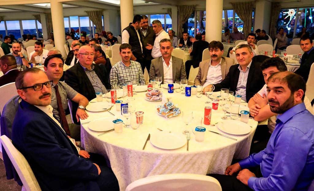 İtfaiye Teşkilatımız İBB Florya Sosyal Tesislerinde bir araya geldi - Haberler - İstanbul İtfaiyesi