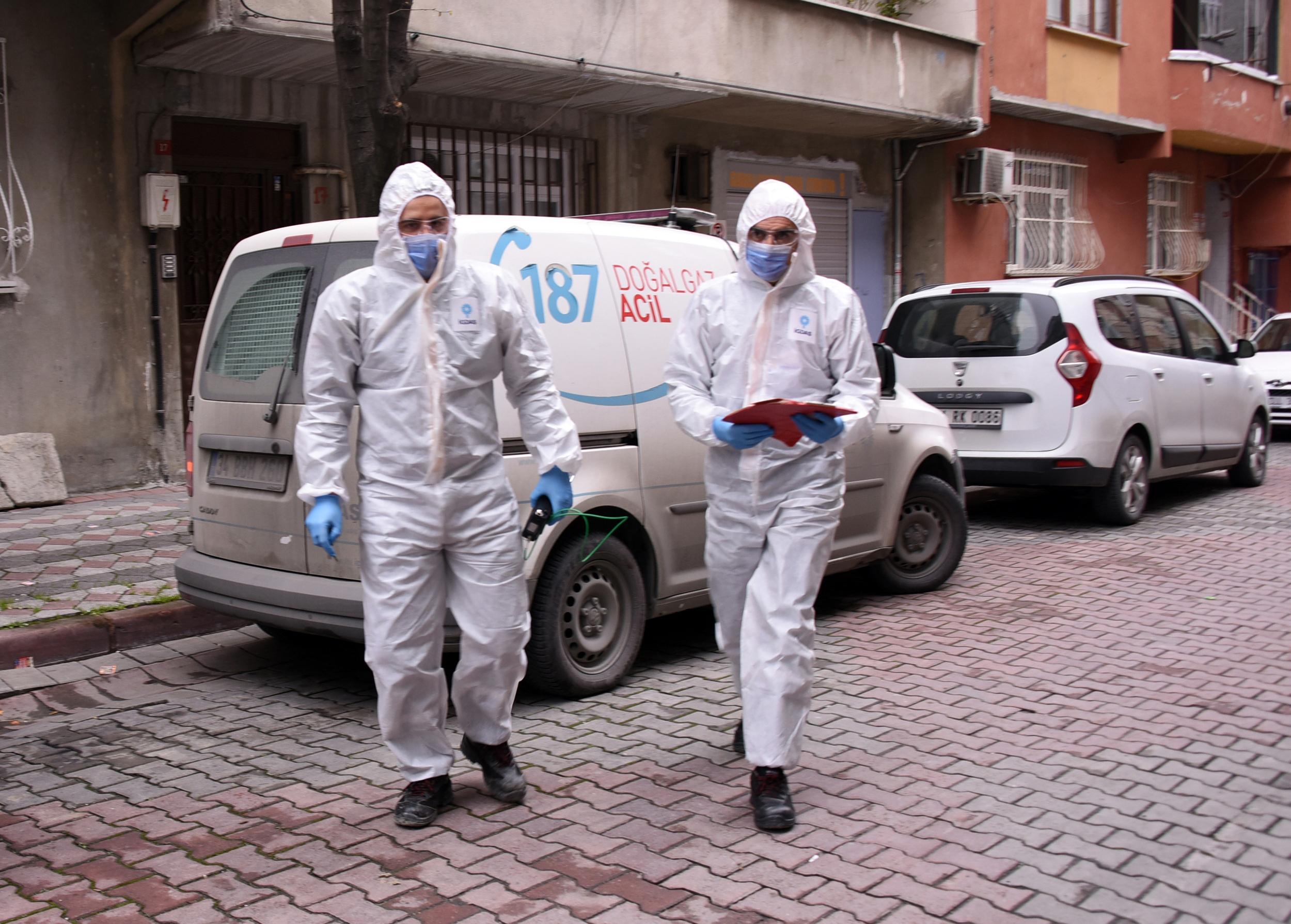 İBB Bayramda 14 Bin Personelle İş Başında Olacak - Haberler - İstanbul İtfaiyesi