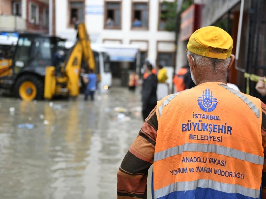 İmamoğlu: Hiçbir vatandaşımızın mağdur olmasına fırsat tanımayız - Haberler - İstanbul İtfaiyesi