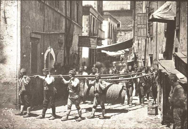 Tulumbacılar - İstanbul İtfaiyesi