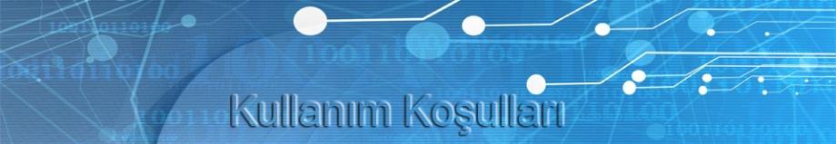 Kullanım Koşulları - İstanbul İtfaiyesi