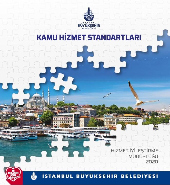 Kamu Hizmet Standartları - İstanbul İtfaiyesi