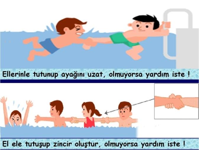 Su ve Dalma Güvenliği Tavsiyesi - GÜVENLİĞİNİZ İÇİN - İstanbul İtfaiyesi